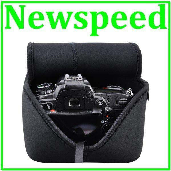 Neoprene Camera Case for Digital DSLR Camera