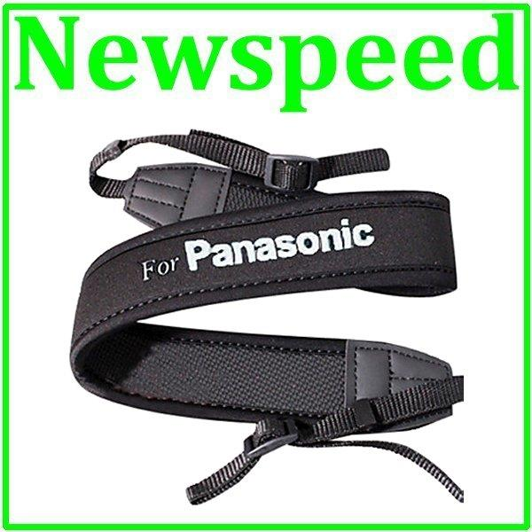Neoprene Soft Shoulder Neck Strap for Panasonic DSLR Digital Camera