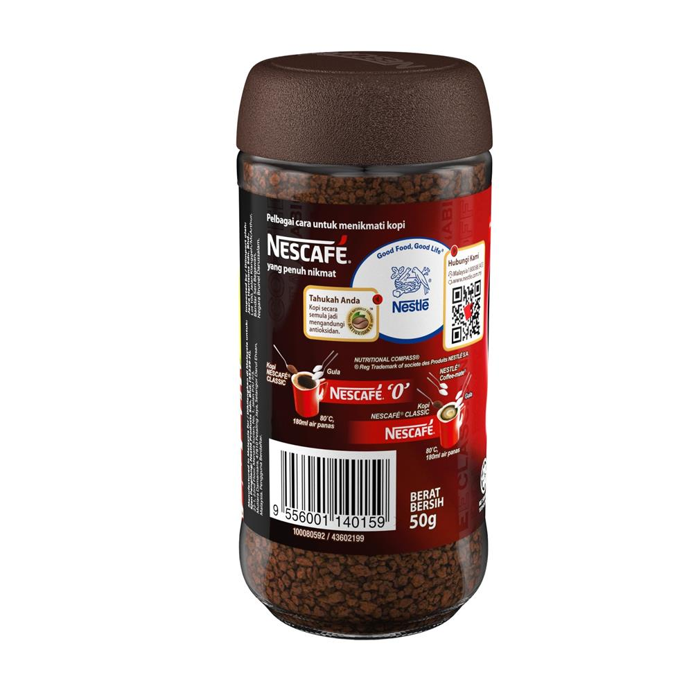 NESCAFE Classic Instant Coffee 50 End 7 25 2017 313 PM