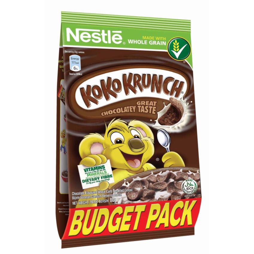 nestle koko krunch Next productpocky choco banana picture of nestle koko krunch cereal pouch  be the first to review this product 80 g manufacturer: nestle $185 qty:.