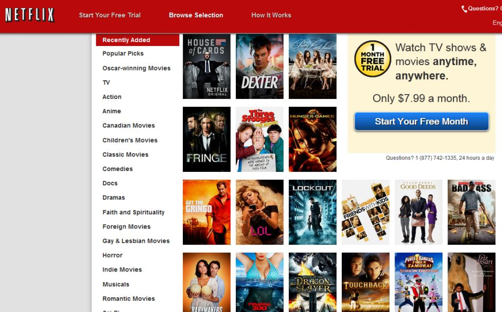 how to cancel my netflix subscription