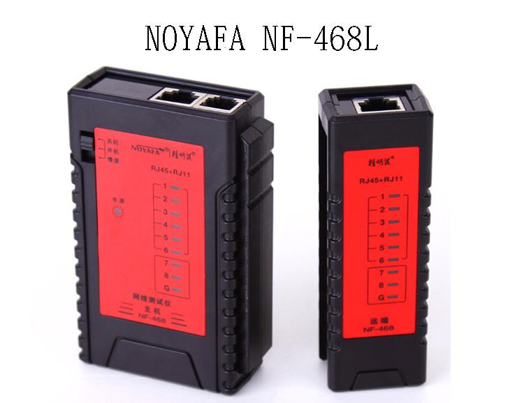 Network / Telephone LAN Wire RJ45 RJ11 Cable Tester
