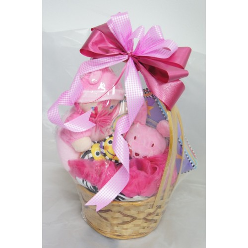 Baby Gift Baskets Malaysia : Newborn fullmoon baby shower gift basket boy g end