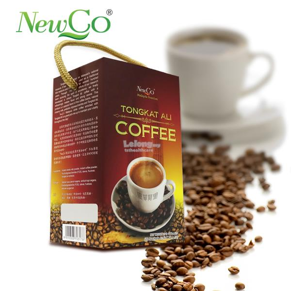 Newco Tongkat Ali Coffee Twin Packs