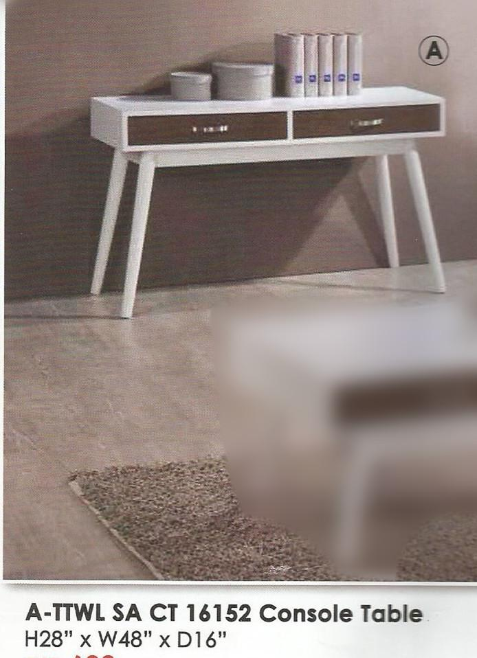 NiceHome Furniture Special Offer Console Table drawer model - 16152