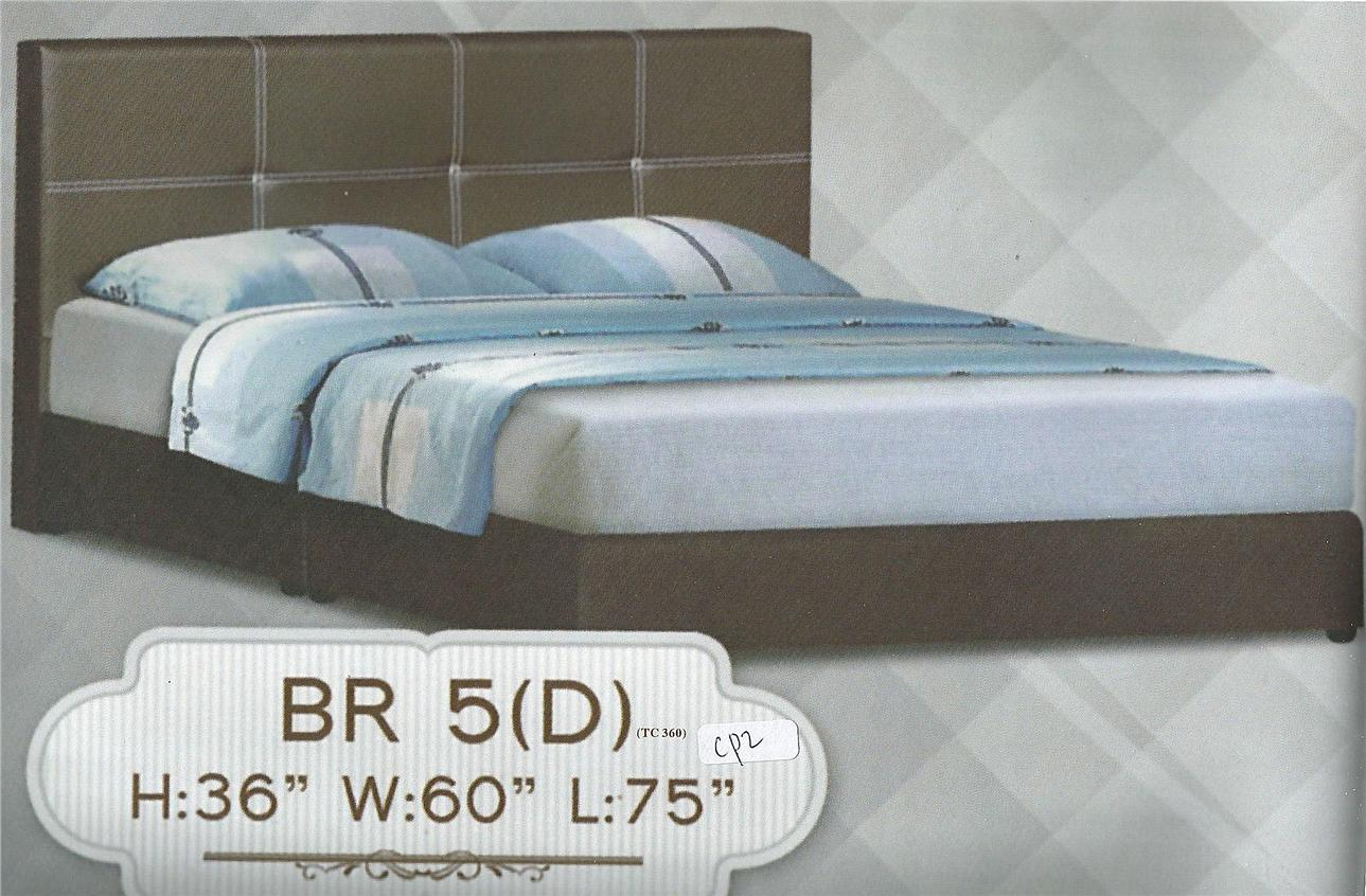 NiceHome furniture special offer of divan double 5'bed model - BR 5D