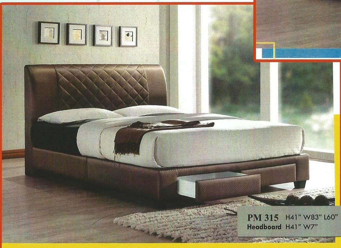 NiceHome furniture special offer divan Queen size 5'bed model-315