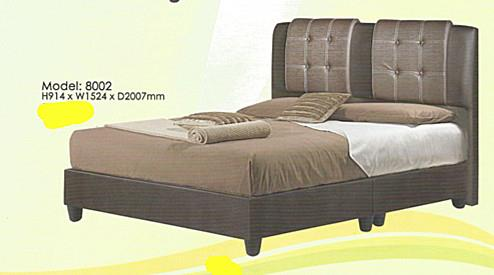 NiceHome furniture special offer divan Queen size 5'bed model-8002
