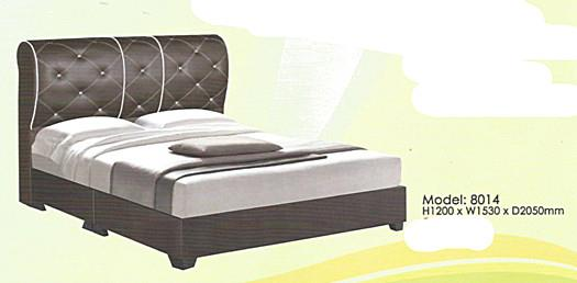 NiceHome furniture special offer divan Queen size 5'bed model-8014