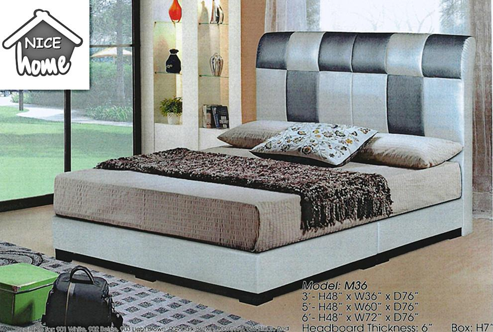NiceHome furniture special offer divan Queen size 5'bed model-M36