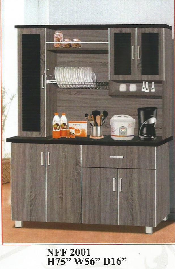 NiceHome furniture special offer of kitchen cabinet model - NFF2001