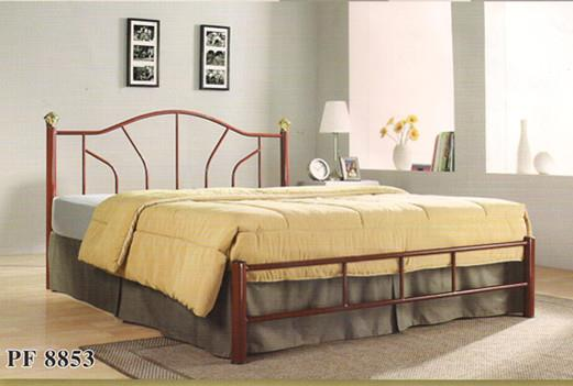 NiceHome furniture SPECIAL OFFER QUEEN SIZE katil besi model - PF8853
