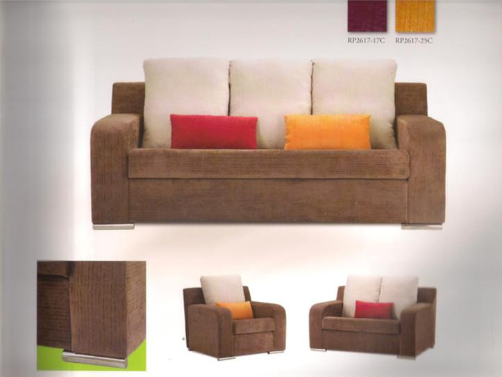 NiceHome Set Preminum 1+2+3 sofa set model - 83101