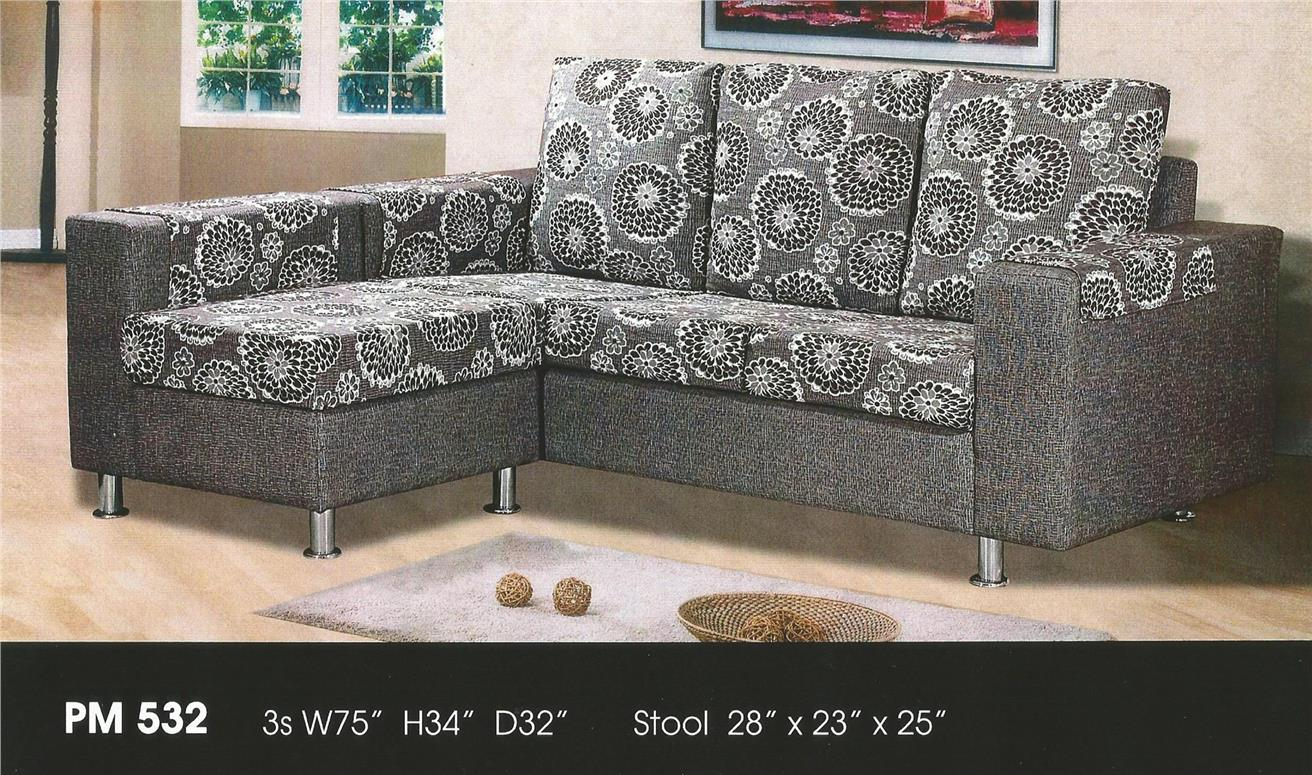NiceHome Set Preminum L-shape sofa model - 532