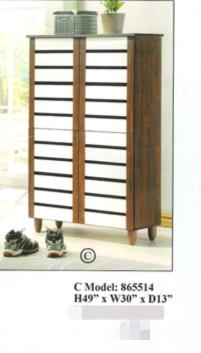 nicehome special offer price SHOE cabinet model-865514