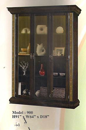 nicehome special offer priceDISPLAY CABINET model-900
