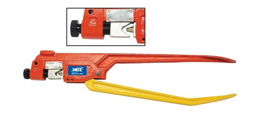 Nietz 10-95mm2 Heavy Duty Cable Lug Crimping Tool