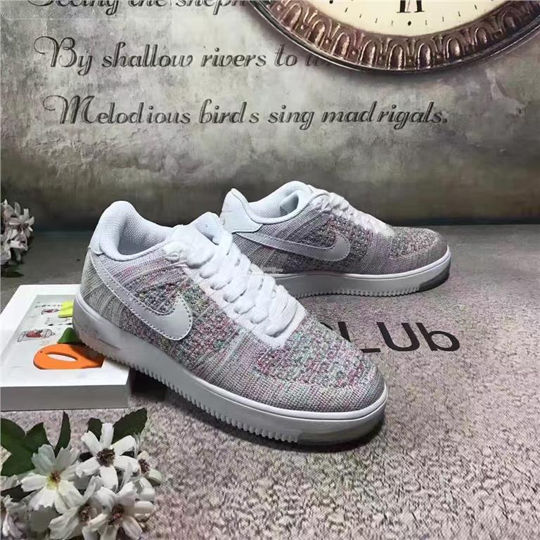 NIKE AIR FORCE 1 LOW ULTRA FLYKNIT CODE 001