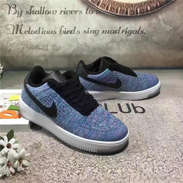 NIKE AIR FORCE 1 LOW ULTRA FLYKNIT CODE 002