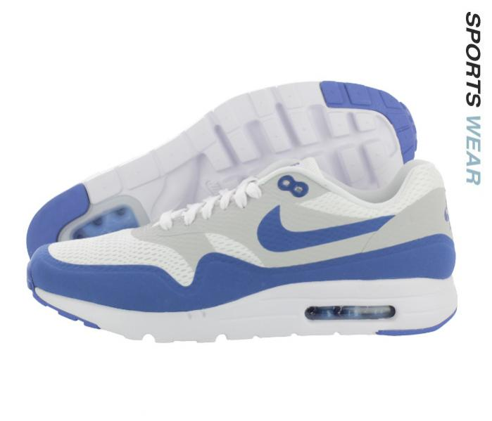 Nike Air Max 1 Ultra - White/Varsity Blue -819476-102