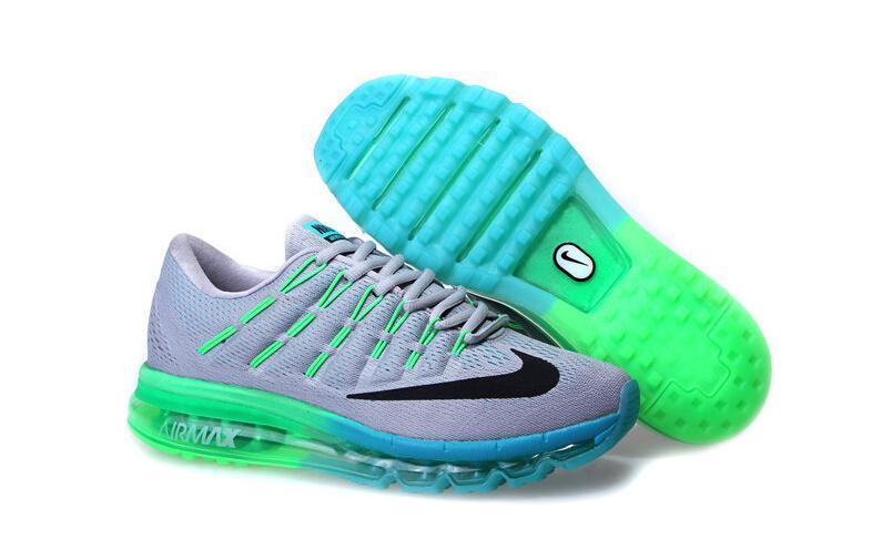 Air Max 2016 Blue Green