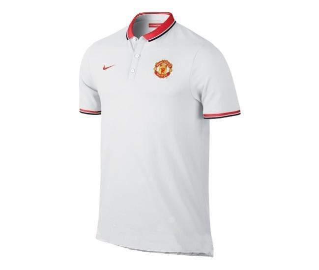 Nike League MUFC Authentic League Men's Polo 607649-100