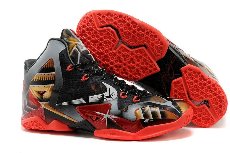 lebron james basketball shoe