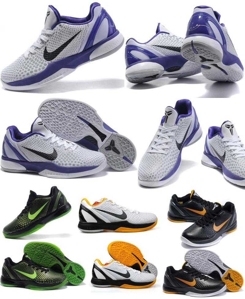 All Types Of Nike Basketball Shoes