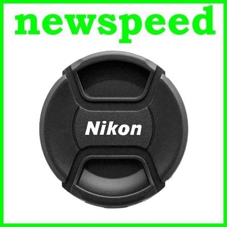 New Nikon 58mm Snap On Lens Cap for Nikon Lens Digital Camera