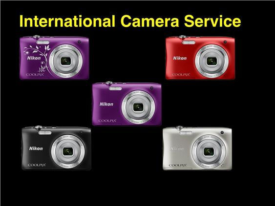 Nikon Coolpix S2900 Digital Camera(FREE:8GB SD Card&Case)20.1Megapixel