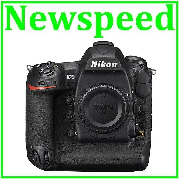 New Nikon D5 DSLR Camera Body Only (CF Card version)