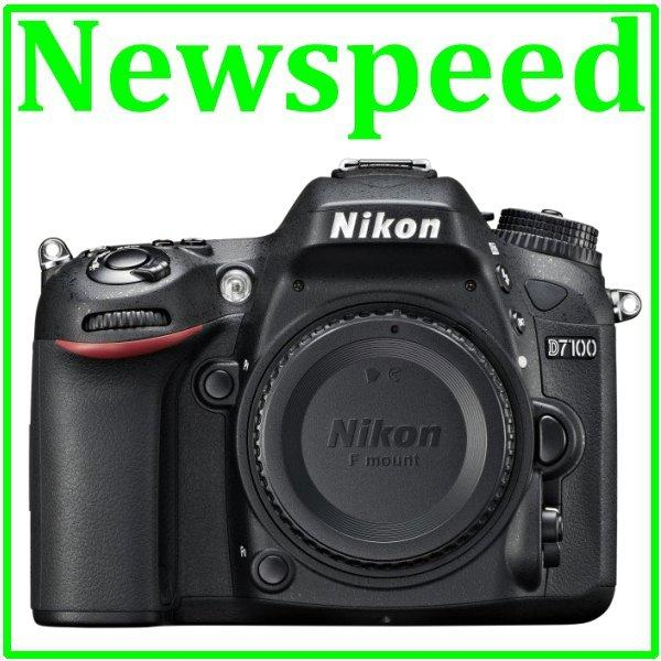 New Nikon D7100 Body Digital DSLR Camera +8GB+Bag