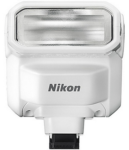 NIKON SB-N7WH(White) Speedlite for Nikon 1 V1/ V2 Cameras - Free Ship!