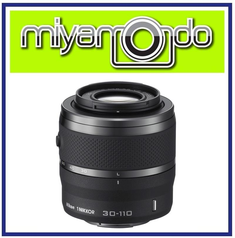 NEW Nikon VR 30-110mm f/3.8-5.6 Lens For Nikon 1