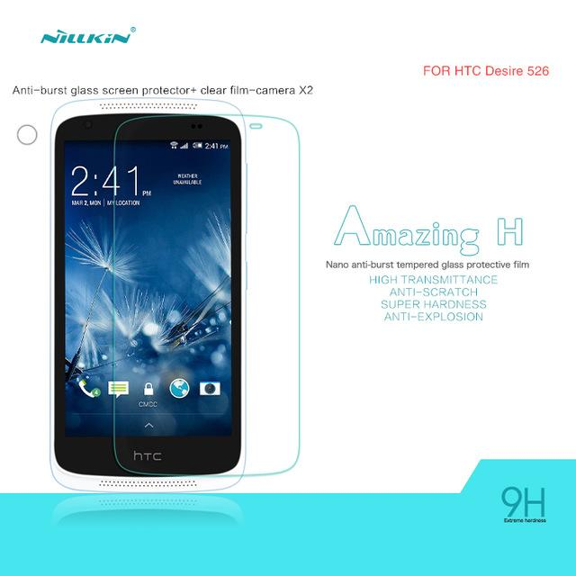Nillkin HTC Desire 526 Amazing H Tempered Glass Screen Protector