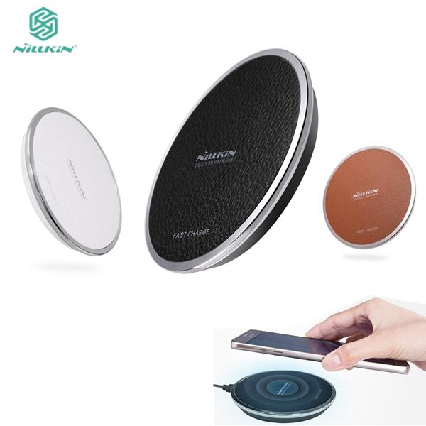 NILLKIN Magic Disk III Fast Charge Edition Wireless Charger for Samsun
