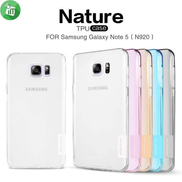 Nillkin Nature Galaxy S6 S7 Edge+ Note 4 5 Edge J5 J7 E7 A3 A5 A8 Case