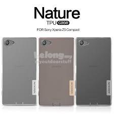Nillkin Nature TPU Case for Sony Xperia Z5 Compact