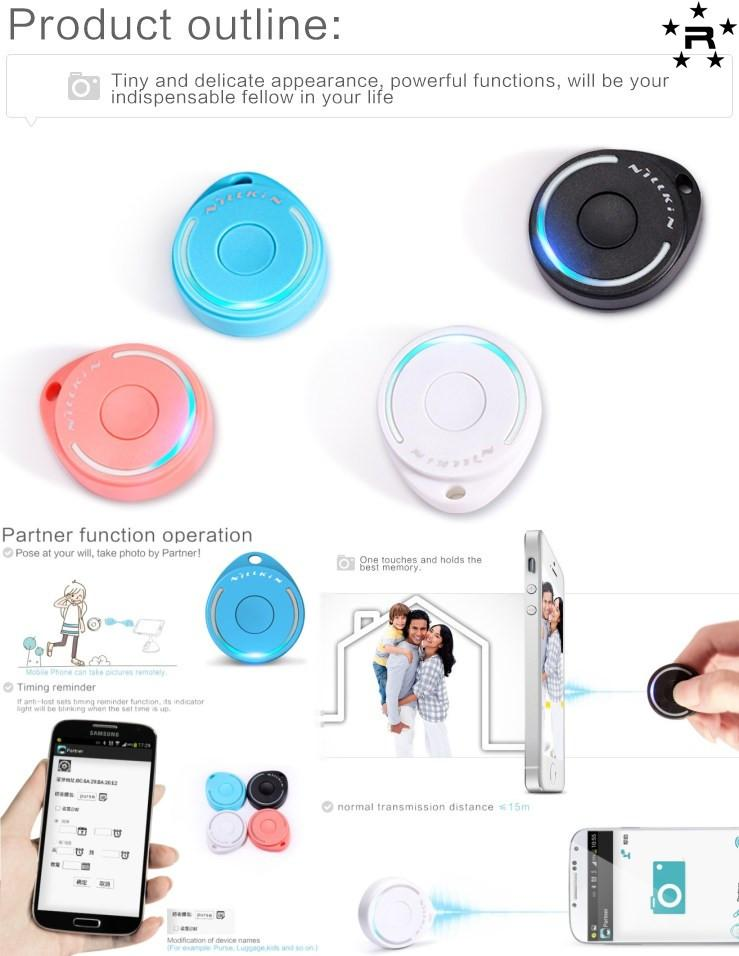 Nillkin Partner Bluetooth Photograph Anti-Lost Device - rmtlee