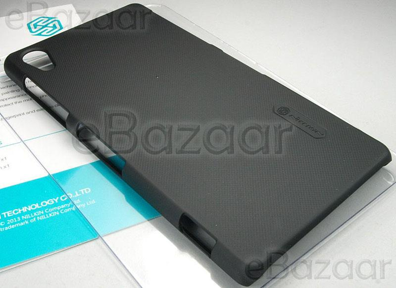 NILLKIN Sony Xperia Z2 L50 Frosted Shield with Screen Protector