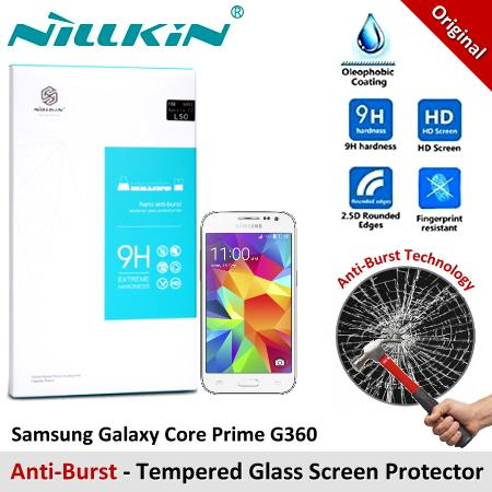 Nillkin Tempered Glass Screen Protector Samsung Galaxy Core Prime G360