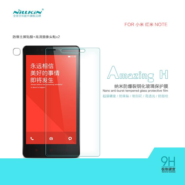 Nillkin XiaoMi RedMi Note Amazing H Tempered Glass Screen Protector