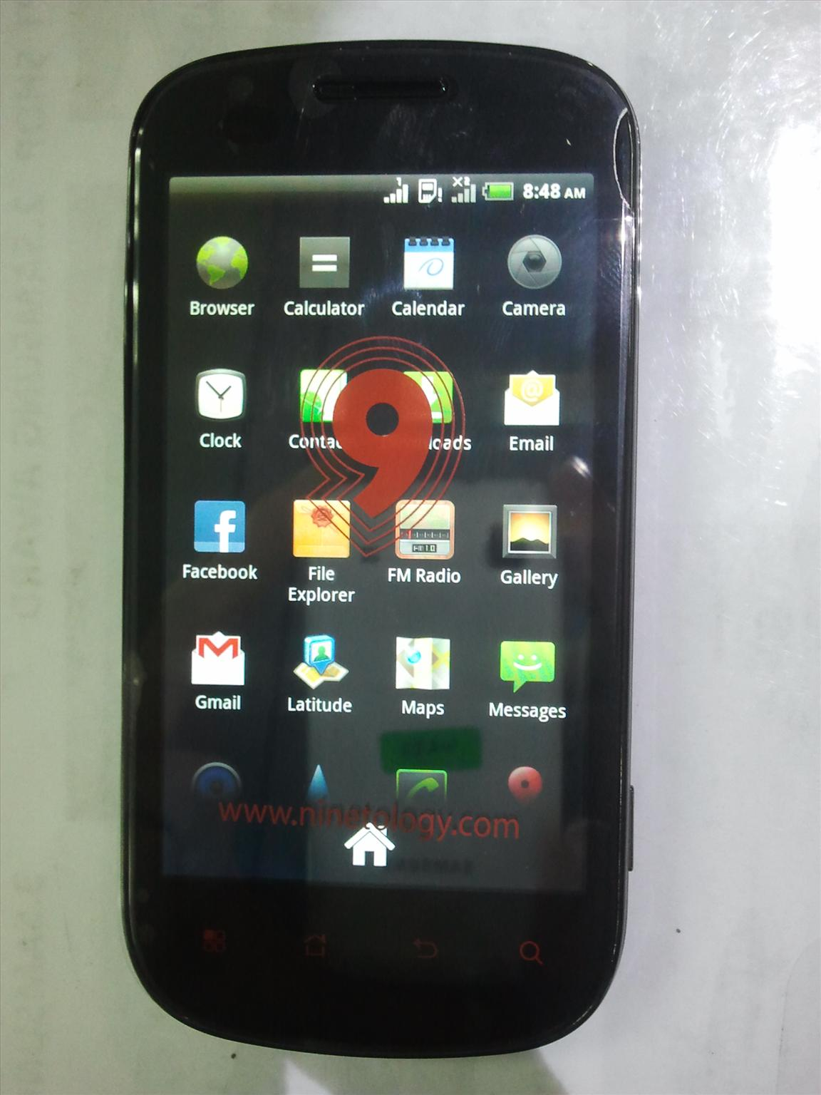NINETOLOGY BLACK PEARL i-7400