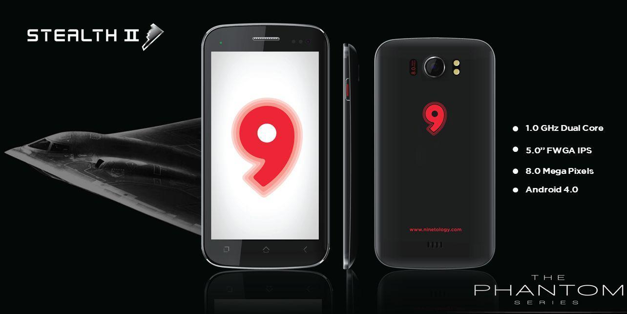 Ninetology Stealth 2 i9500 No Need Rebate Ninetology Stealth 2 i9500