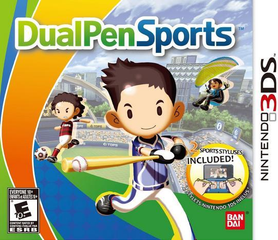 NINTENDO 3DS GAME :: DUALPEN SPORTS :: BRAND NEW & SEA