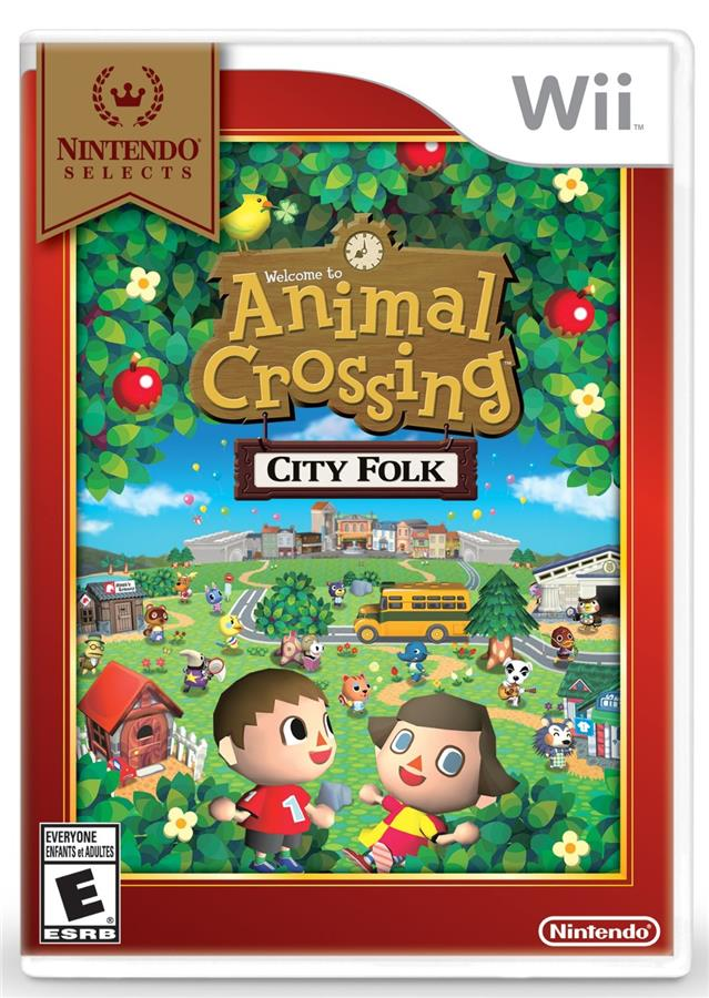 Animal Crossing: City Folk for Wii (2008) - MobyGames