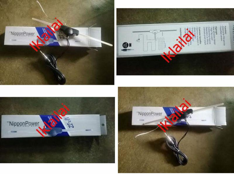 Nippon Power FM Windscreen Car Antenna Universal [Np-12]