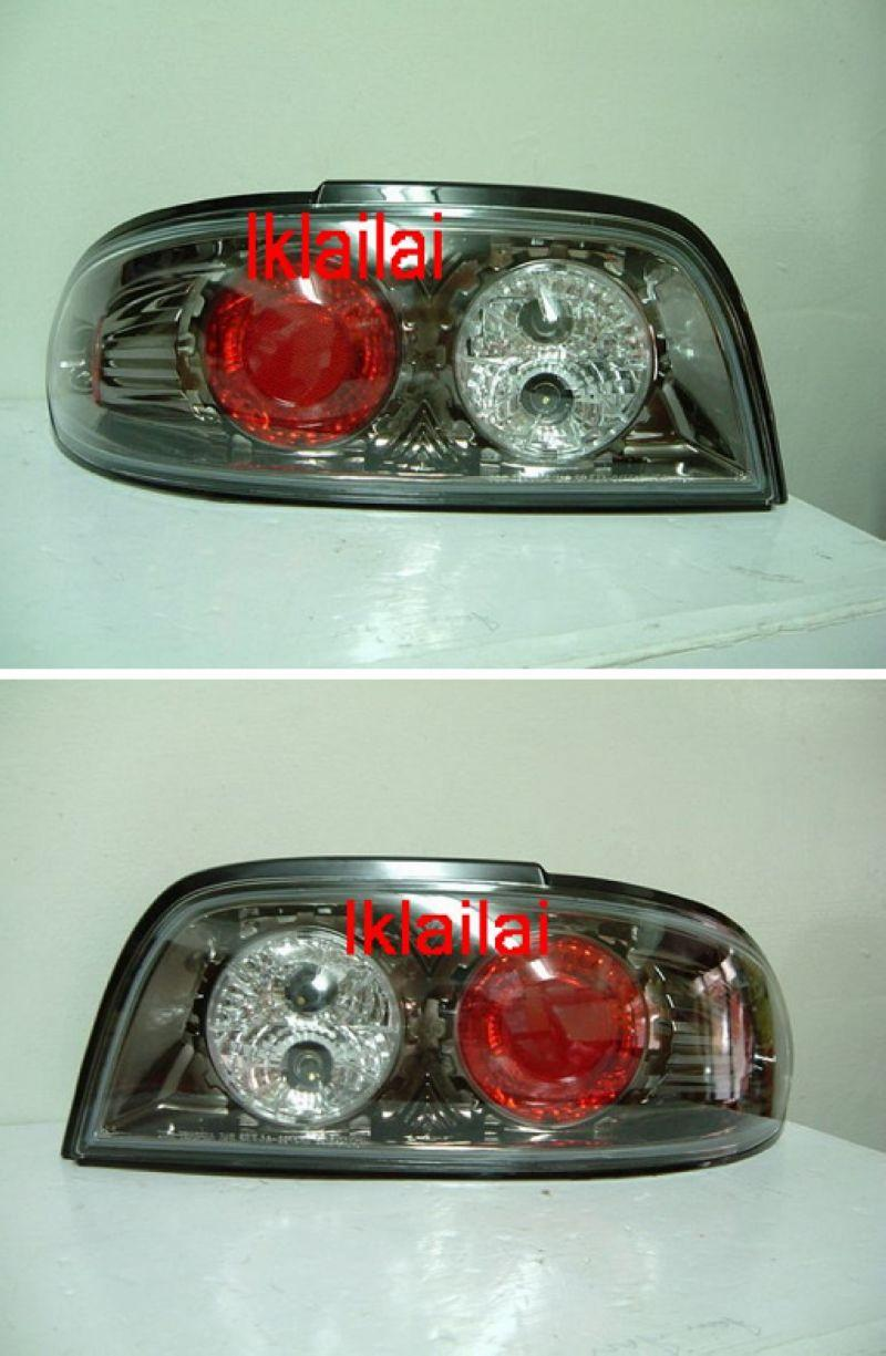 Nissan Altima '92-96 Tail Lamp Crystal