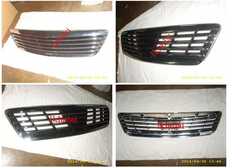 NISSAN CEFIRO A32 2.0 / 3.0 Front Grille [Chrome]