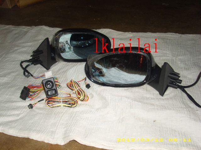 Nissan Cefiro A32 LED Side Mirror + Foot Lamp + Flip Motor [Painted]